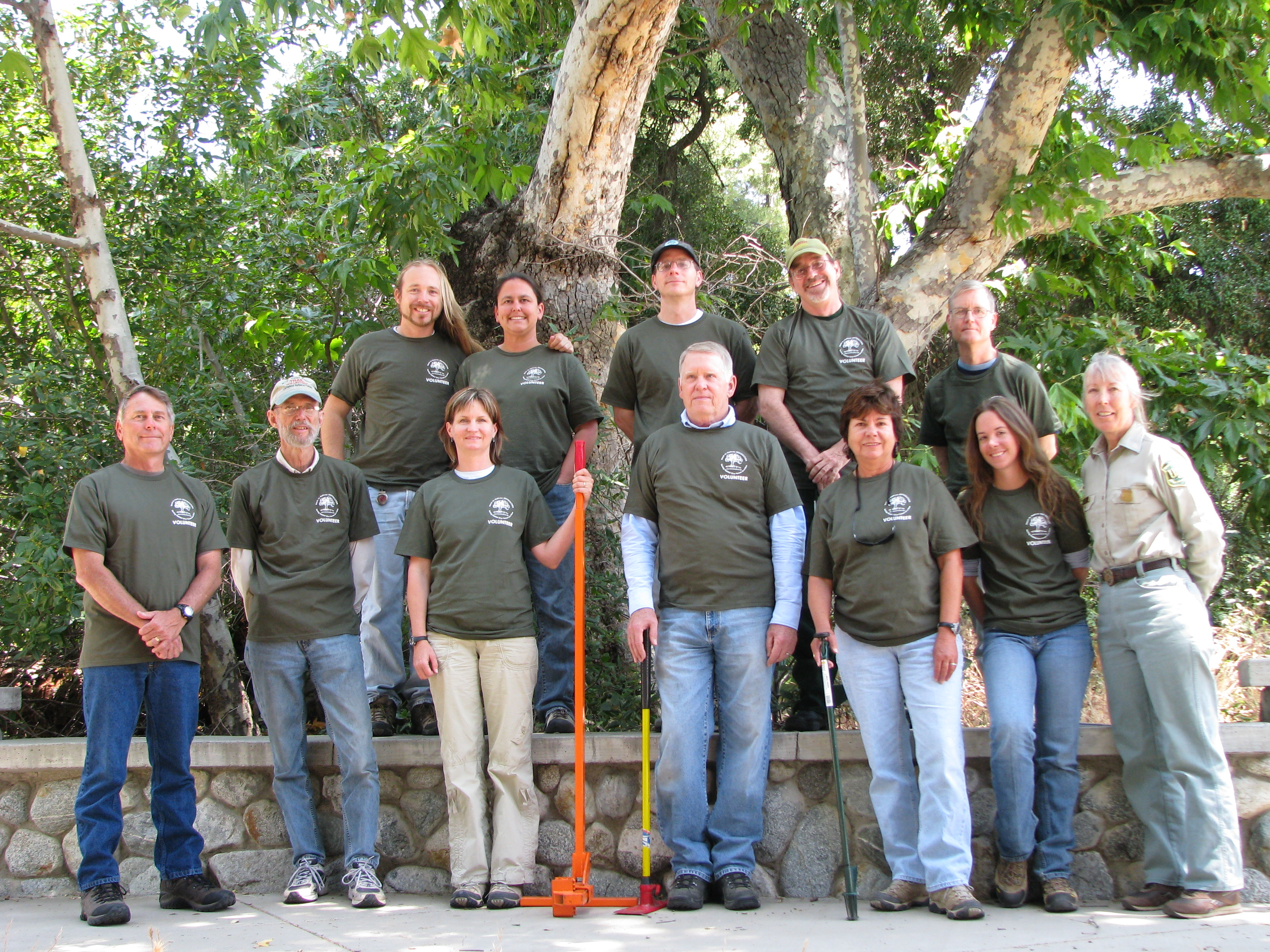 United States Forest Service & Back to Natives Restoration Training Program