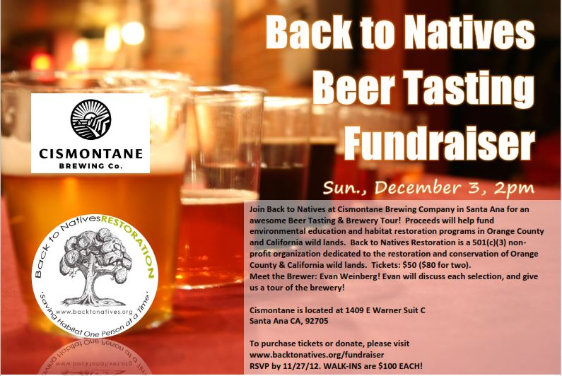 BTN Annual Beer Tasting