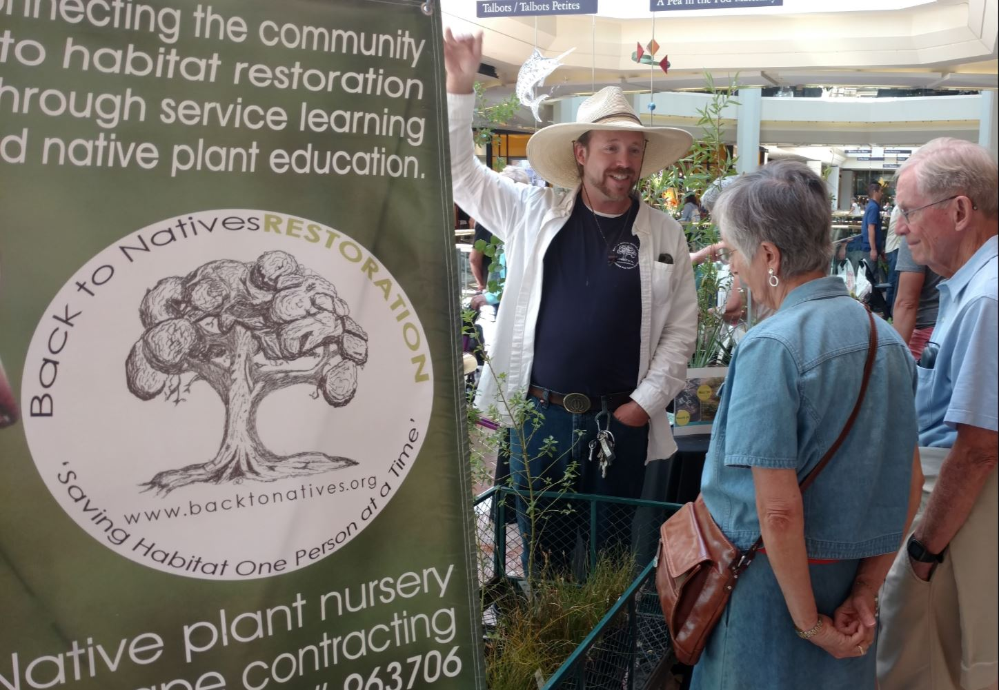 Press Release: BTN To Sell Native Plants At Anaheim Home And Garden Show