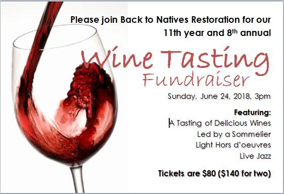 BTN Annual Wine Tasting